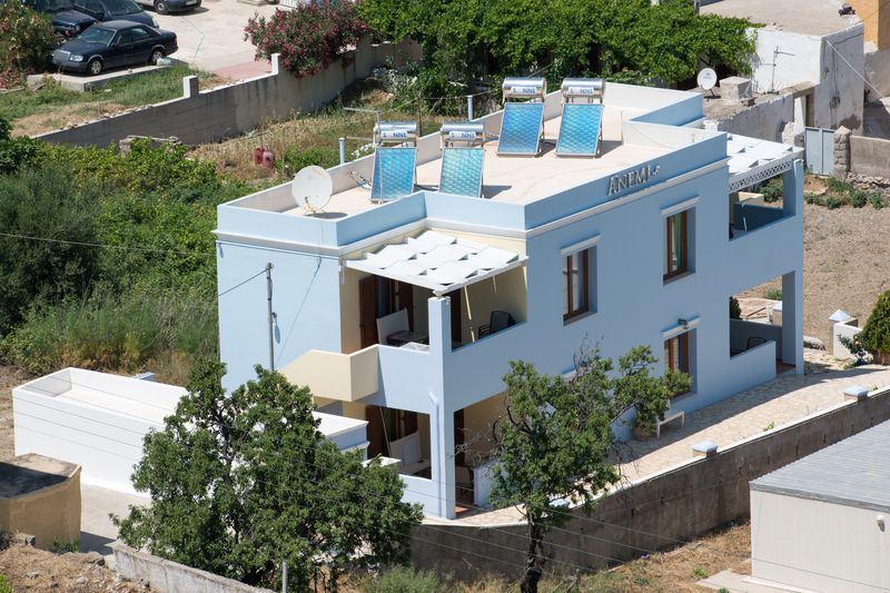 Anemi Apartments Λέρος